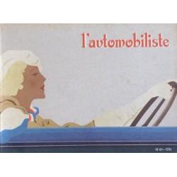 L'Automobiliste n°41, l'automobilisme au féminin