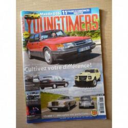 Youngtimers n°68, Saab 900 Turbo, Citroën ZX Volcan, Lamborghini LM002, Mazda 616, Mini Chic, Rolls-Royce Silver Spirit