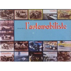 L'Automobiliste n°44, Panhard et Levassor