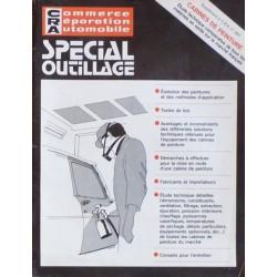 Commerce et Réparation de l'Automobile n°397, spécial cabines de peinture