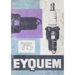Eyquem, catalogue des bougies 1975
