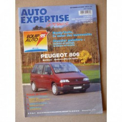 Auto Expertise Peugeot 806