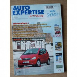 Auto Expertise Mercedes Classe A (w168)