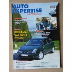 Auto Expertise Renault Vel Satis
