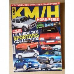 KM/H HS n°11, Le guide des sportives collectors, plus de 150 modèles