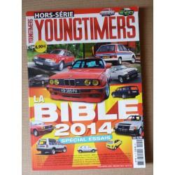 Youngtimers HS n°4, La bible 2014 spécial essais
