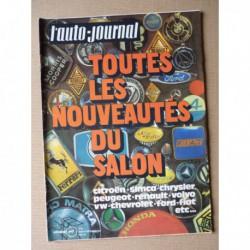 Auto-Journal n°18-70, Autobianchi A112, Kurt Lotz Volkswagen, Tour Auto 1970, Trigano Corfou 315, Notin Ker