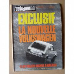 Auto-Journal n°3-73, Fiat 132S, Autobianchi A112 Abarth, Aston Martin DB2/4, Esterel Rigipli, Ténéré en Citroën 2cv