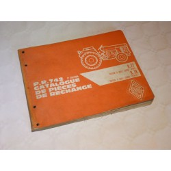 Renault Master 1, 2 et 385, catalogue de pièces original