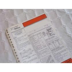 fiche technique renault 4l 4tl r1126 782cm3 839 06 27ch. Black Bedroom Furniture Sets. Home Design Ideas