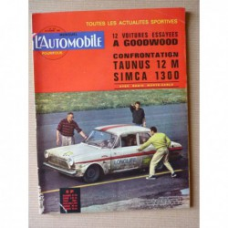 L'Automobile n°212, Chrysler turbine A831, Ford Taunus 12M vs Simca 1300, Rudolf Diesel, Solivac Solido