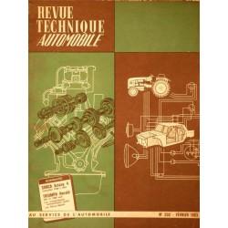 RTA Triumph Herald, Vitesse, Spitfire 1200. Simca Ariane 4 1958-63