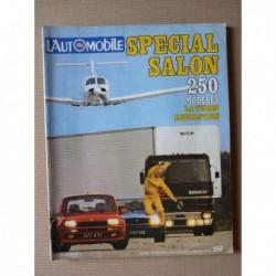 L'Automobile, salon 1980