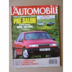L'Automobile n°507, Volkswagen Passat GT, Maserati 430, Renault 19 GTD, Peugeot 405 T16, Renault 25 V6i, BMW 525i, Polo G40