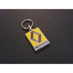 porte-clés émaillé Renault 5 9 11 18 19 21 25, V6 Turbo Baccara