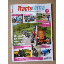 Tractorama n°46, Bison MD30, Marshall, BM Volvo 600, Prévost labbé