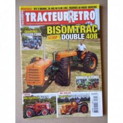 Tracteur Rétro n°34, McCormick F-137D, Someca Bisomtrac, Moline, Class Jaguar, Henri Crès Porsche