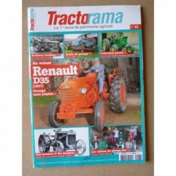 Tractorama n°43, Renault D35, Austin, Farmall A, Deutz 8005 9005, Braud 2580, Andreau Citroën, Schwartz Geis