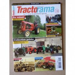 Tractorama n°59, Massey-Harris 744D, Étienne Daniel Hervouet, British Columbia Farm Museum, le maïs