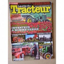La Vie du Tracteur n°2, Deutz Agrofarm TTV 420 430, Deutz, John Deere, Someca SOM 40B