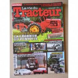 La Vie du Tracteur n°3, Massey-Harris 101, Lanz Bulldog HR8, Farmall F12, Ferruccio Lamborghini, Pony 812