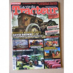 La Vie du Tracteur n°5, Big Bud 16V-747, David Brown, Latil, François Collignon