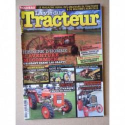 La Vie du Tracteur n°6, McCormick, Zetor, La Française et SFMAI Vierzon, Sawyer Massey 20/40, André Roy
