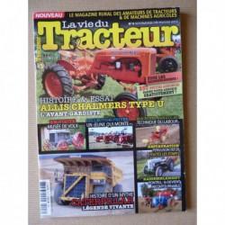 La Vie du Tracteur n°8, Allis Chalmers Type U, Allis Chalmers, Caterpillar, Ferguson TEF 20, Bruno Colas