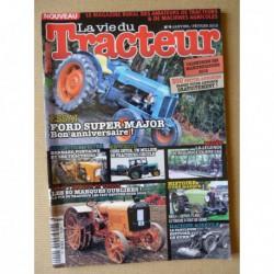 La Vie du Tracteur n°9, Fordson Super Major, Meili et Gama-Chevre, Kuhn, Zetor, Bernard Fontaine