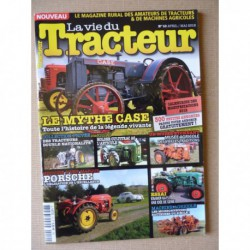 La Vie du Tracteur n°10, Kramer KA15, Holder A8 Cultitrac, Lugli, Porsche, Jérôme Case, Bernard Fontaine