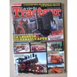 La Vie du Tracteur n°11, Renault AFVH, Avery, Abe Zimmerman, New Holland, Merlin 531