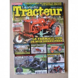 La Vie du Tracteur n°12, McCormick Farmall Cub, Allchin Knapp 3858, Kiva, Harry Ferguson, Case 10-18, Vendeuvre Super DD