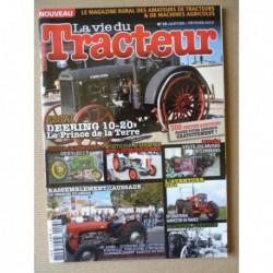 La Vie du Tracteur n°13, Deering 10-20, Farmall Super FC-C, Köpfli, McCormick, Zettelmeyer Z