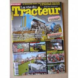 La Vie du Tracteur n°15, Dan Albone, Rumely Oil Pull 20/40G, Remy Chatagny