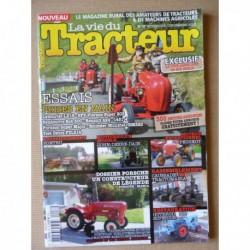 La Vie du Tracteur n°17, John Deere Dain, Porsche, Peugeot, Albert Clerc et C55, Gutbrod Superior 1030