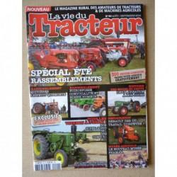 La Vie du Tracteur n°20, Deutz, Renault D22, SFV Super 203D 552 302 201 551
