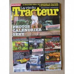La Vie du Tracteur n°21, Champion et Cérès, Massey-Ferguson, Allis Chalmers Type B, Musée du Nebraska