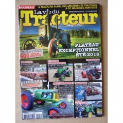 La Vie du Tracteur n°25, Steyr, Continental CB25 CB70N, Oliver 70 77