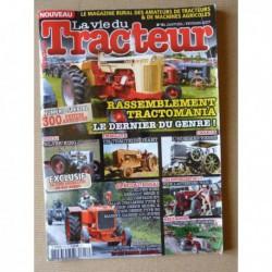 La Vie du Tracteur n°31, La saga Case, Tractomania, Renault D22, Allis Chalmers U