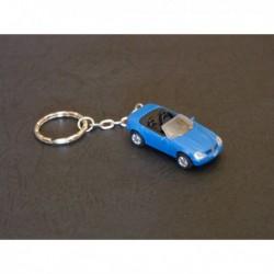 Porte-clés Mercedes SLK 200, 230, Kompressor, 320, R170. 1/87e HO