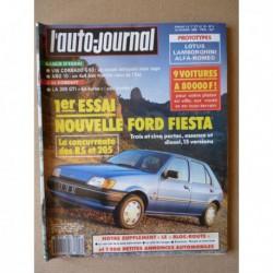 Auto-Journal n°03-89, Volkswagen Corrado G60, Aro 10, Alfa Romeo 33 TI, Santana Samuraï, Volvo 340 DL