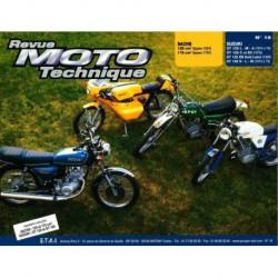 RMT Suzuki GT125 et GT185. Sachs 1251, 1751
