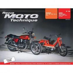 RMT Peugeot 103, 104, TSA, GL10, GT10. Honda CB750 1969-78