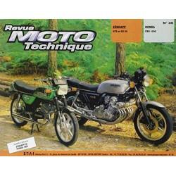 RMT Zundapp KS50 et GTS50. Honda CBX1000