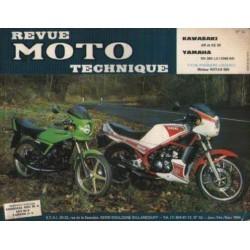 RMT Kawasaki 80AR, 80AE. Yamaha RD350