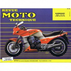 RMT Kawasaki Ninja 750 et 900 (1984-89)