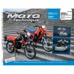 RMT Honda MTX50. Yamaha DT50MX. Harley XL, XLH