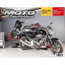 RMT Yamaha MBK X-Max, Skycruiser 250. Honda NC700