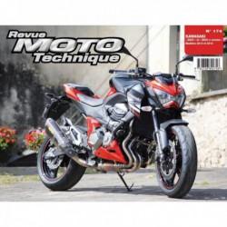 RMT Kawasaki Z800 et Z800e version