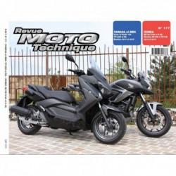 RMT Yamaha MBK Xmax, Evolis 125. Honda NC750 S, SA, X, XA